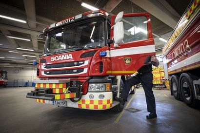 Paloauton kuljettajia koulutetaan hankkeella Pudasjärvelle