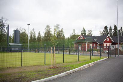 Käyttöön jo marraskuussa -Salonpään uuden koulun siisteyteen ja puhtauteen on kiinnitetty erityistä huomiota.