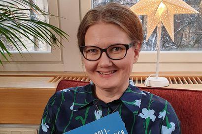 Kuusamosta lähtöisin oleva Riikka Lämsä sai Vuoden 2020 tiede-editori -palkinnon