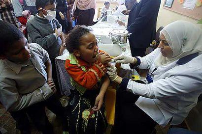 Eurooppa hukkuu rokotteisiin