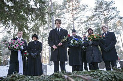 Torstaina alkoi Kaikki synnit -sarjan toinen kausi - Lumijokiset avustajat saivat ainutlaatuisia kokemuksia kuvauksista