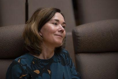 Hanna-Leena Mattila sijoitti yli 1600 euroa omaan kuntavaalikampanjaansa
