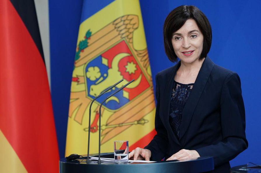 Harvardissa koulutuksensa saanut Maia Sandu on alle 30-vuotiaan Moldovan 13. pääministeri.