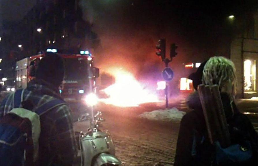 Al-Qaida-viesti: Tukholma vasta alkua