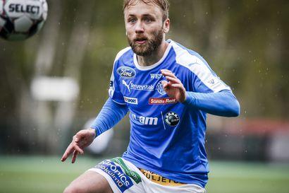 Eetu Muinonen jatkaa Rovaniemen Palloseurassa