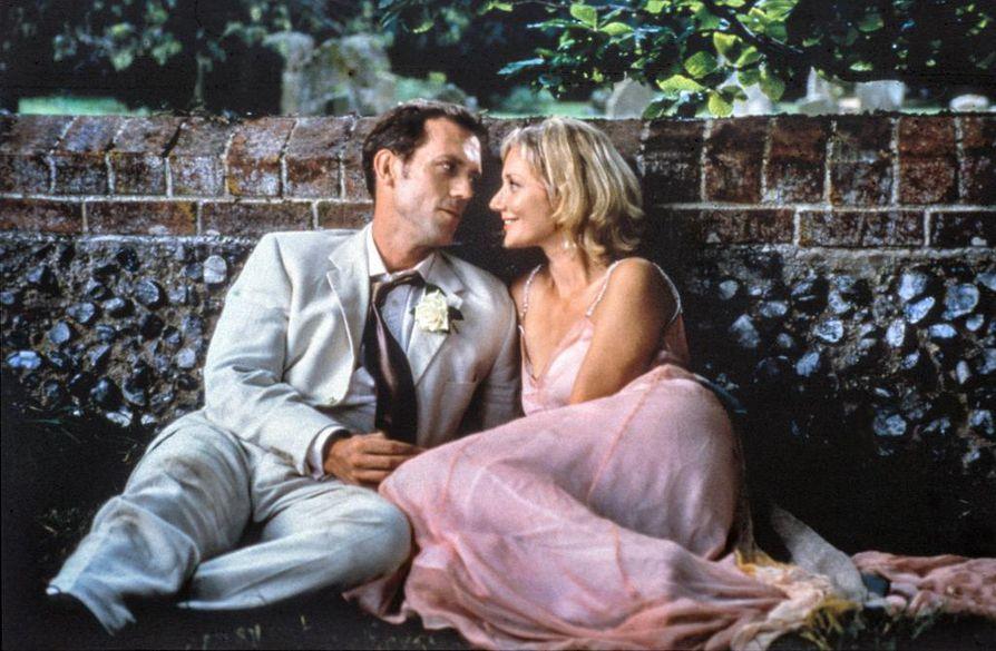 Vauvakuume on komedia pariskunnasta, jonka onnesta ei puutu muuta kuin oma lapsi. Kuvassa Sam (Hugh Laurie) ja Lucy Bell (Joely Richardson).