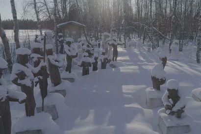 Matti Lepistön patsaspuisto