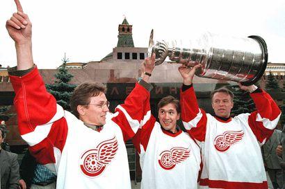 Kun venäläiset valloittivat Detroitin – dokumentti Detroit Red Wings -joukkueesta pitää hyvin otteessaan