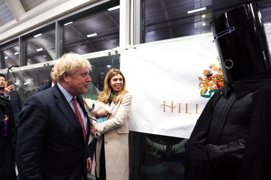Britannian pääministeri Boris Johnson saa parlamenttivaaleissa vahvan tuen lupauksilleen toteuttaa vihdoin EU-ero, brexit, josta päätettiin kansanäänestyksessä kesällä 2016.