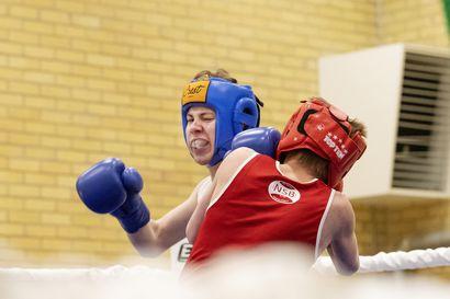Kuvia nyrkkeilyn Kink's Cup -tapahtumasta Kiimingistä