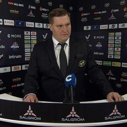 Lehdistötilaisuus: Näin Kärppien ja HPK:n valmentajat kommentoivat perjantai-illan Liiga-ottelua