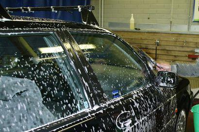 """Koronakevät poiki uuden lisän Rukan palveluihin: Rukahuolto Oy avaa itsepalvelupesulan autoille 15. helmikuuta: """"Tehdään viimeisen päälle, ettei ole ongelmatilanteita, kun homma pyörii"""""""