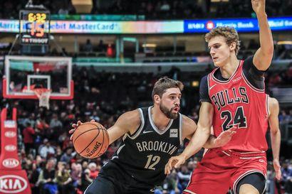 """Bullsin vaikeudet jatkuivat kotitappiossa Netsille - """"Meidän pitääkin hermostua tähän"""""""