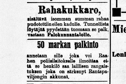 Sata vuotta sitten: Ruona Oy perusti Revonlahdelle kansakoulun
