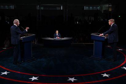 Biden ja Trump kohtaavat jälleen vaaliväittelyssä – viime vaaleissa Trump käytti aseena Bill Clintonin ahdistelusyytöksiä, nyt vuorossa voi olla Bidenin pojan mustamaalaaminen