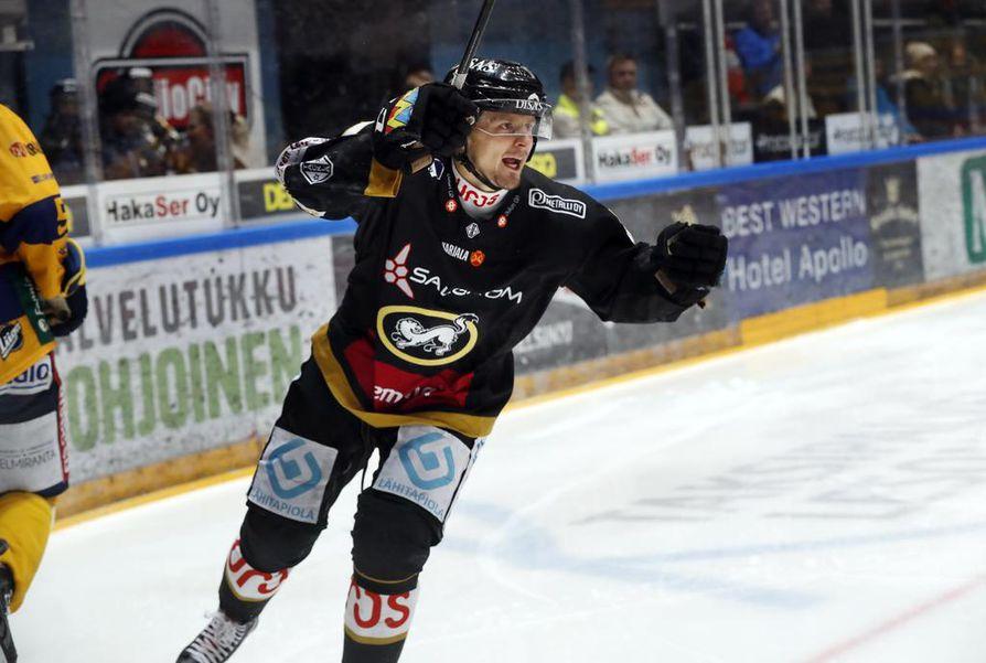 Ruotsalaismedian tietojen mukaan Nicklas Lasu olisi hylännyt Kärppien tekemän tarjouksen.