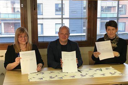 Pohjois-Pohjanmaan aluevaaleihin syntyi vaaliliitto – Kokoomus, KD ja RKP solmivat vaaliliiton ja nimesivät ensimmäiset ehdokkaansa