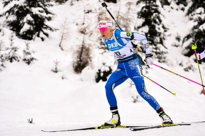 Mäkäräinen juhli Oberhofin yhteislähtökisassa - uran 27. maailmancupin voitto