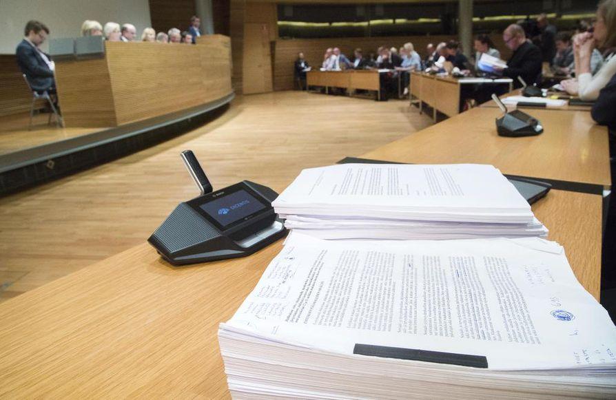 Hallituksen odotetaan antavan sosiaali- ja terveyspalveluiden valinnanvapautta koskevan lakiesityksensä eduskunnalle tänään. Kuvituskuva.