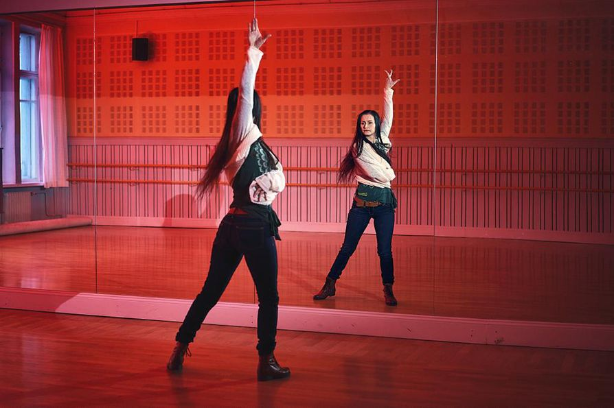 Flamencossa yhdistyy macho ja sensitiivisyys, voima ja herkkyys, Krista Saaranen määrittelee.