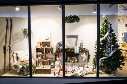 Rovaniemellä haetaan joulun edustavinta näyteikkunaa – yritykset haastetaan mukaan