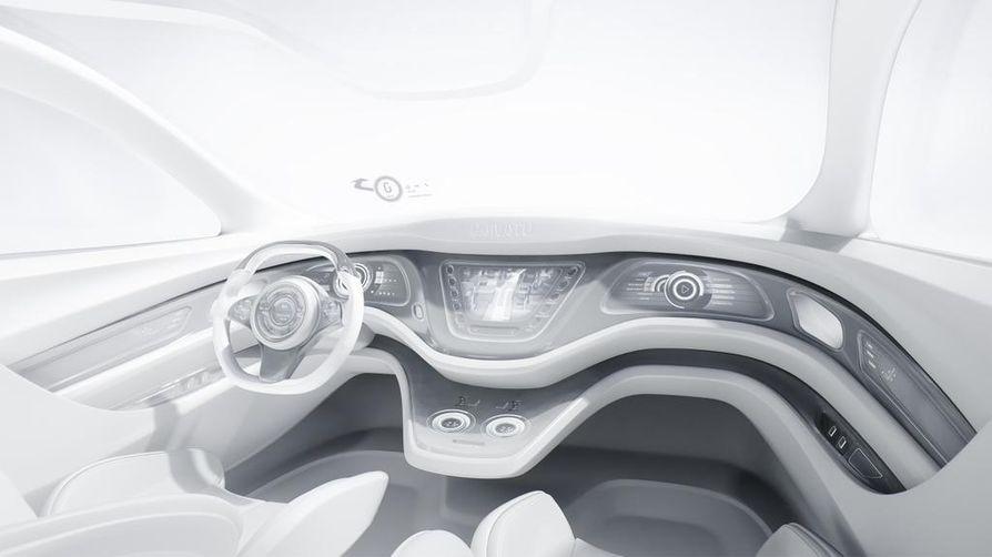 Autonohjaamot ovat jatkossa entistä monimuotoisempia. Canatun joustava ja taipuisa kalvomateriaali tarjoaa muotoilulle yhä enemmän vapauksia.