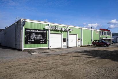 """Musiikkikauppa.com avaa myymälän Rovaniemelle syyskuussa: """"Ajatuksena on tehdä tästä muusikoiden keidas"""""""