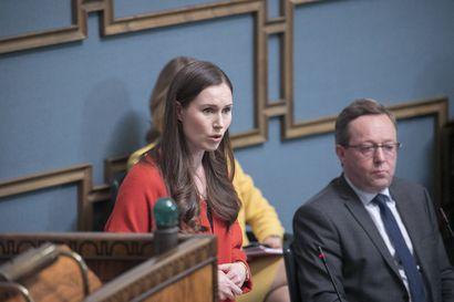 """Suojamaskien hankintasotku puhututti eduskuntaa – """"Suomalainen varautuminen on kupla"""""""