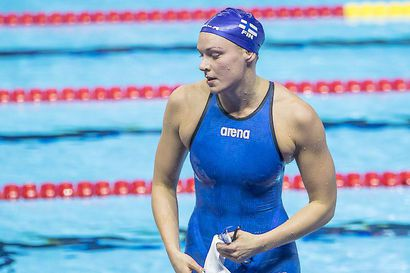 Jenna Laukkanen sai olympiavoittajalta kutsun show-meininkiin Texasiin