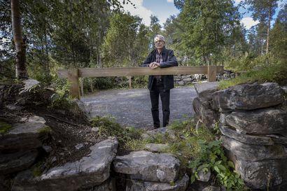Jäälissä vietetään uuden vaellusreitin avajaisia Suomen luonnon päivänä – samalla juhlistetaan vedenhoitoyhdistyksen kymmenvuotista työtä