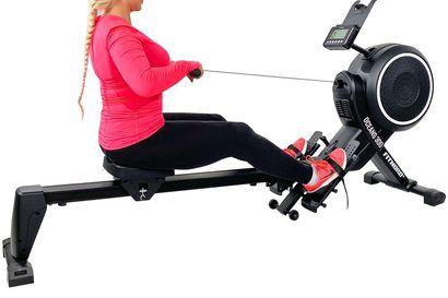 Monipuolista treeniä istumalla – Soutulaite pistää koko kehosi töihin!