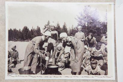 Käylän juhlassa muisteltiin lottia: lottapukunsa piilottanutta äitiä, muistomerkin syntyä ja pikkulotan urhoollista toimintaa partisaani-iskussa – lue kaikki kolme juhlapuhetta tästä