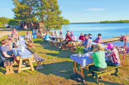 Kesä virittää toimintaan – Pudasjärven kylien tuoreimmat kuulumiset kuultiin kyläneuvoston kokouksessa Panumalla