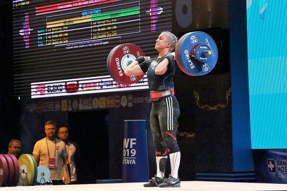 Anni Vuohijoki voitti Maltan olympiakarsinnan