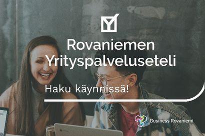 Business Rovaniemi uudisti yrityspalvelujaan