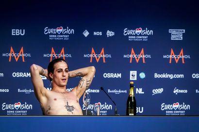 Euroviisuvoittajan solistin huumetestin tulos negatiivinen – meni vapaaehtoiseen huumetestiin Italiassa