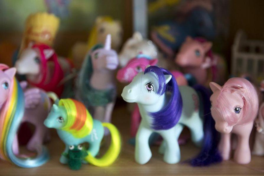 Linnalan mukaan alkuperäisissä My Little Ponyissa on aivan oma tuntunsa.