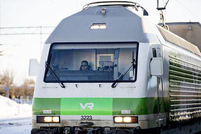 Ratavaurio Oulu-Kemi -välillä korjattu, joitakin junavuoroja korvattiin busseilla