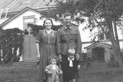 Kirja-arvostelu: Sota-ajan poika rukoilee isää kotiin