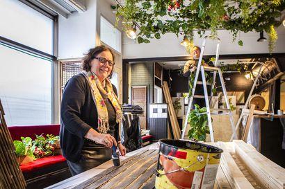 """Päivikki Palosaari avaa Kemiin uuden ravintolan – """"Kaikki odottavat, että rajat aukeaisivat"""""""