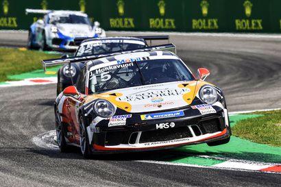 """Jukka Honkavuori jatkaa kautta Porsche Carrera cupissa – """"loistavaa treeniä ensi vuotta varten"""""""