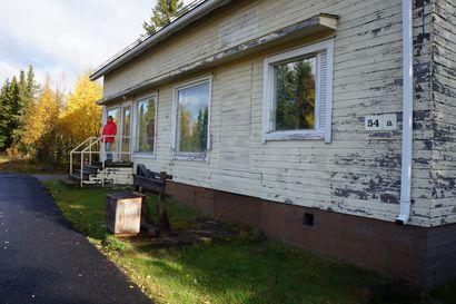 Nea Nissilä herättää Rukajärventien keltaisen talon henkiin – kauppa ja kahvila rakentuu omin voimin ensi kesäksi