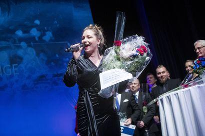 Arctic Challenge sykähdytti eniten – Lapin Kansan yleisöäänestyksen voittaja palkittiin Lapin Urheilugaalassa