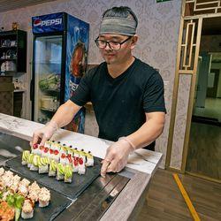 Saksassa syntynyt ajatus toteutui vuosia myöhemmin Raahessa – Quanbei Sun perusti Raaheen japanilaisen ravintolan