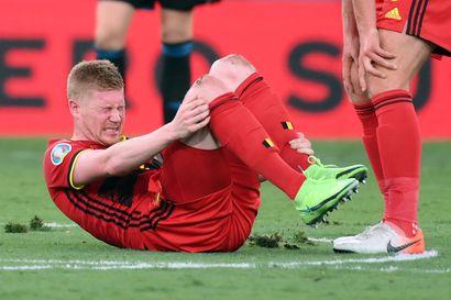 Kone erottaa aidon kivun teeskennellystä – jalkapallossa konenäkö voisi olla erotuomarille suuri apu