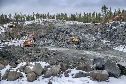 Kempeleläinen Kamrock sai leveämmät hartiat – Pääomasijoittajan mukaantulo vauhdittaa nuoren kiviainesfirman lupaavaa kasvua, tänä vuonna uusia työntekijöitä palkattu jo parikymmentä