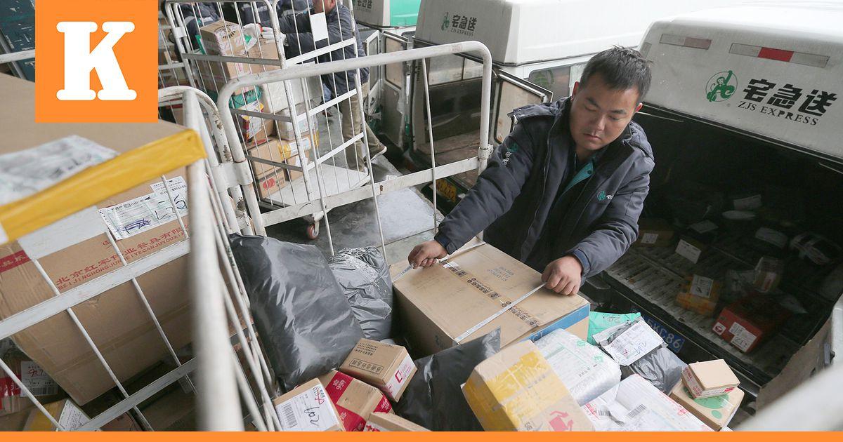 Kiinan Posti