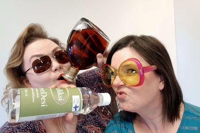 Happi ja Saima: Naiset ja alkoholi