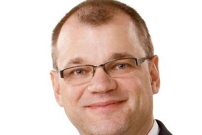 Kansanedustaja Juha Sipilä toivoo, että Pohjois- Pohjanmaasta muodostuu kasvun veturi korona-ajan jälkeen