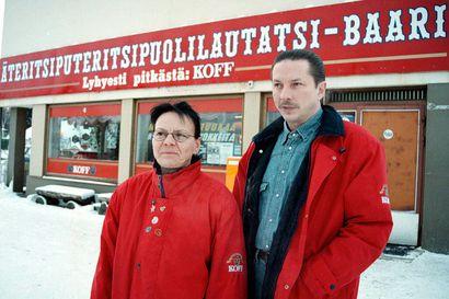 Vanhat kuvat: Ikimuistoiset baarit Pohjois-Suomessa houkuttelivat vuosituhannen vaihteessa